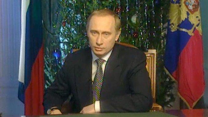 Обещаниям Путина— 19 лет. Сновым годом обещаний!