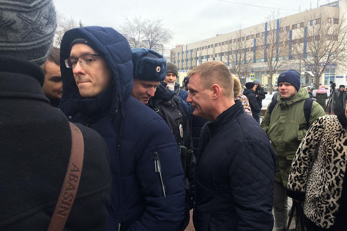 SERB, «Бессрочка», коммунисты: как прошел сход против мусорной реформы вМоскве