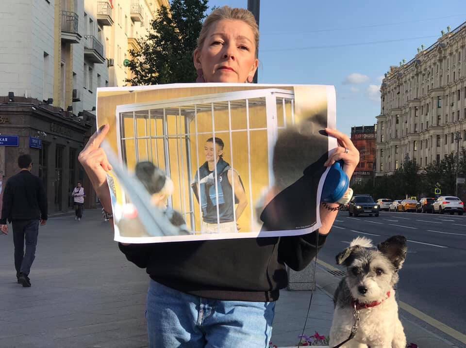 Кто икак поддерживает Даниила Конона, арестованного поделу о«массовых беспорядках»