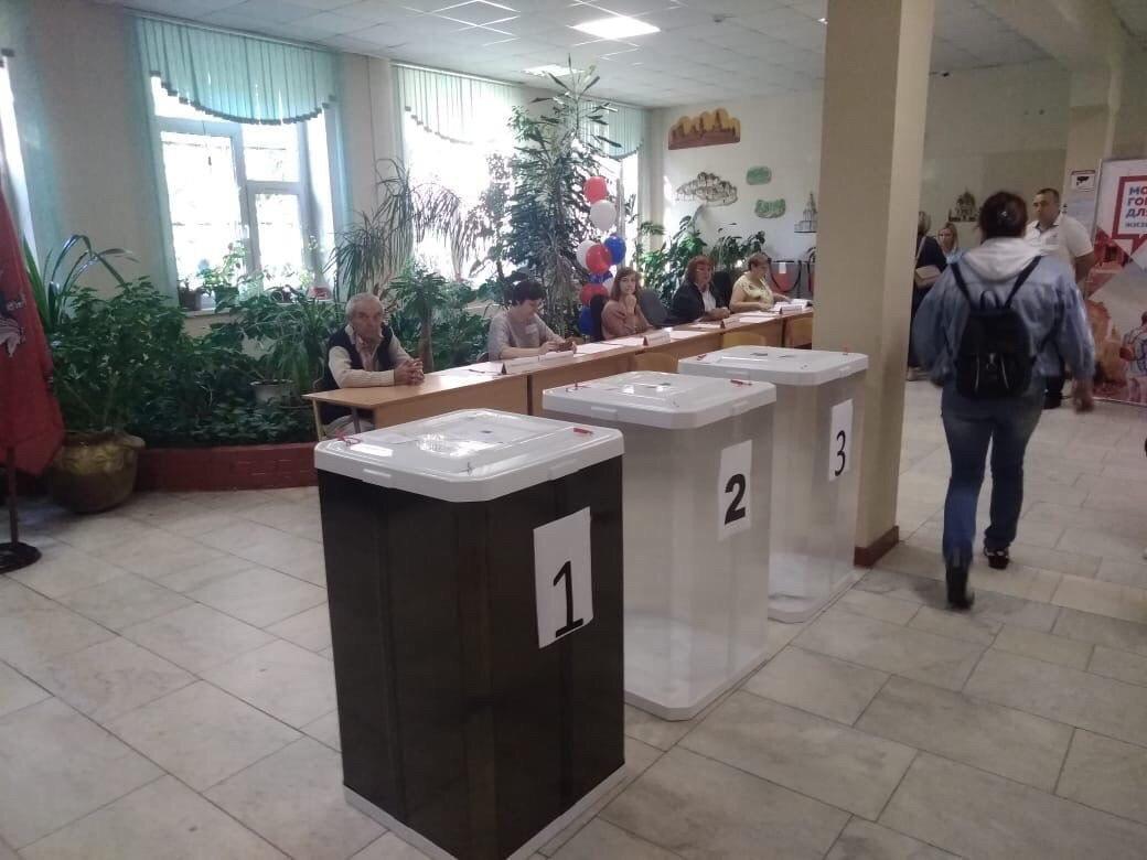 Выборы 8 сентября. Хроника