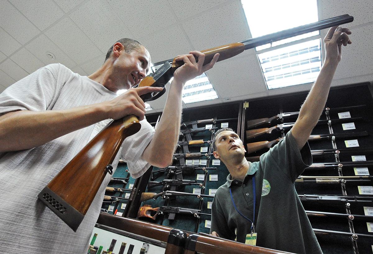 Редко, нометко: какие преступления, связанные слегальным оружием, совершают россияне