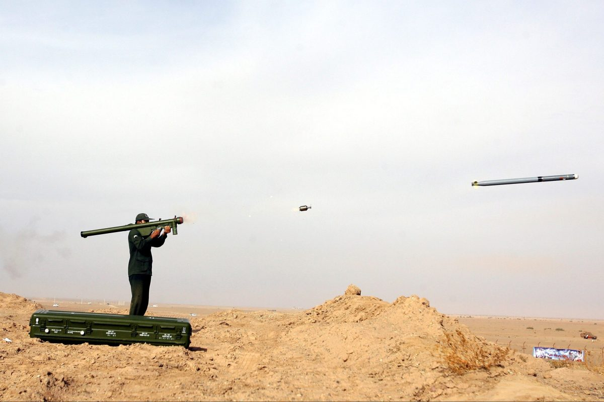 Фанатики и коррупционеры. Подробности истории КСИР – организации, едва не развязавшей на Ближнем Востоке большую войну