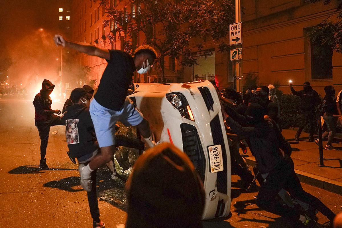 Протесты из-за гибели Джорджа Флойда: что произошло занеделю